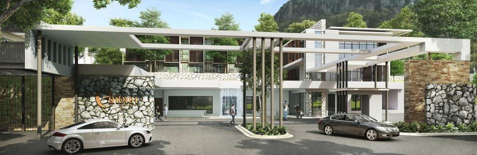 Courtyard Villa Embun@Kemensah